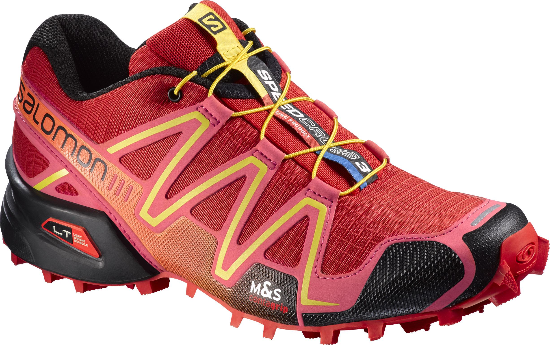Salomon Speedcross 3 W 379059 červená 39,3