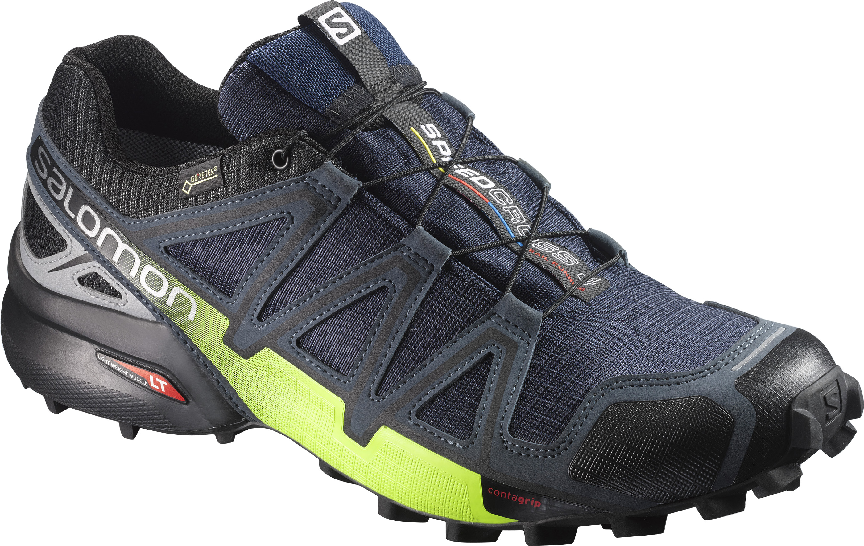 Salomon Speedcross 4 Nocturne GTX 394456 šedá 44,6