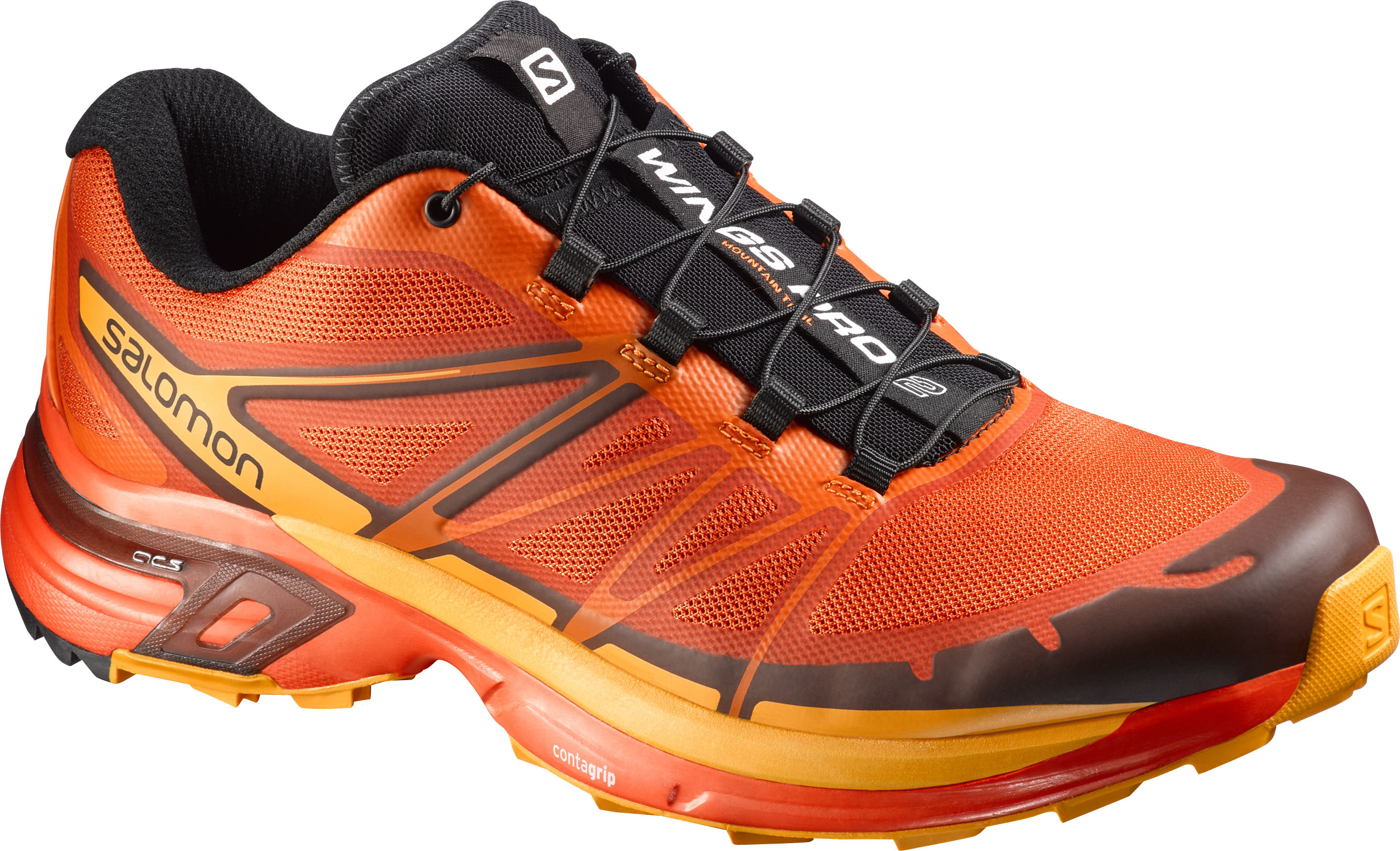 Salomon Wings Pro 2 378495 43,3
