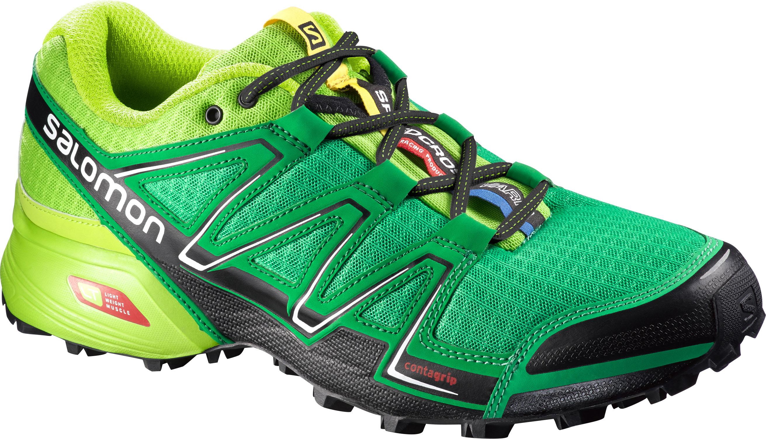 Salomon Speedcross Vario 379077 zelená 43,3