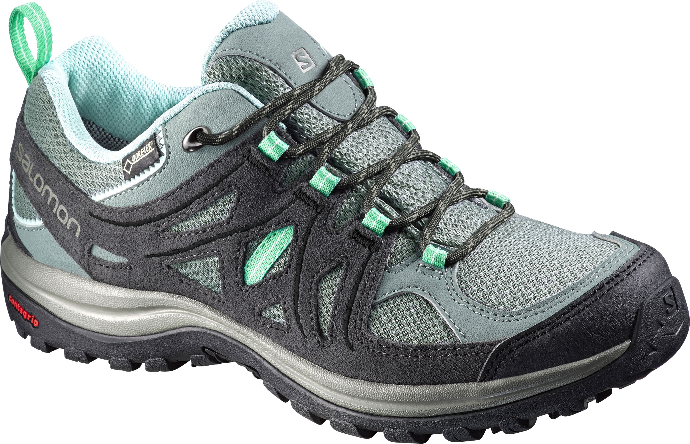 Salomon Ellipse 2 GTX W 379201 zelená 38,6