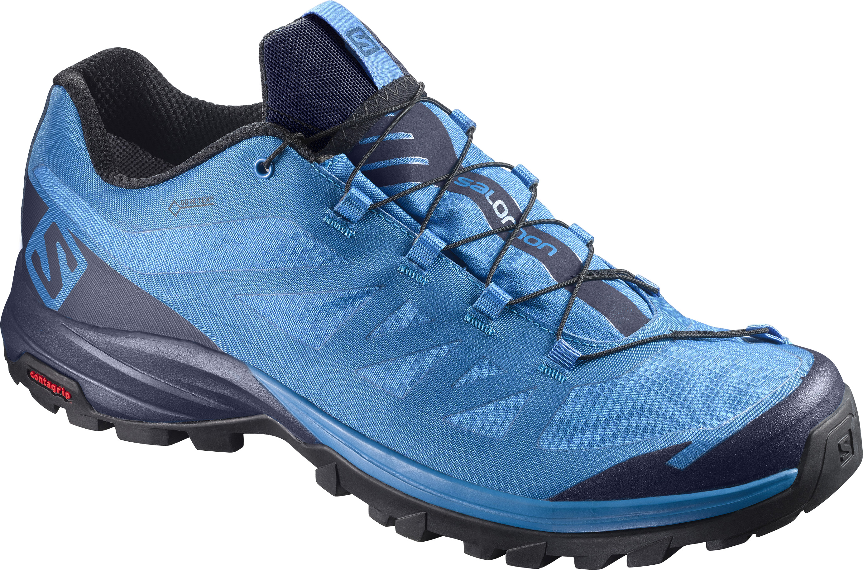 Salomon OUTpath GTX 398645 modrá 41,3
