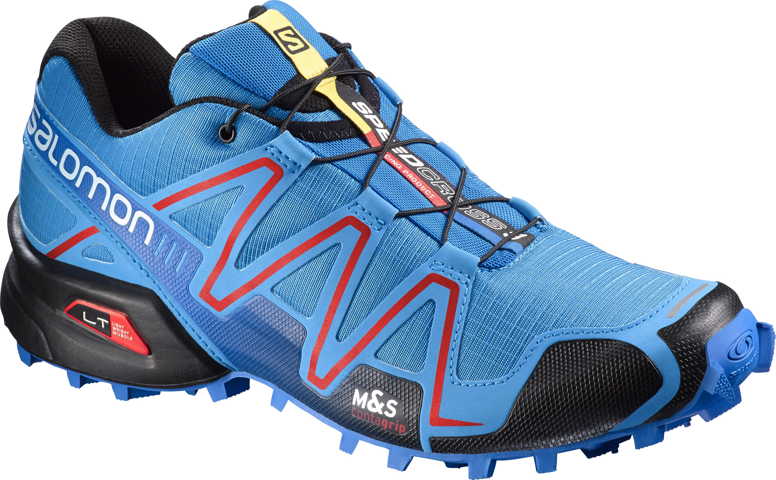 Salomon Speedcross 3 379080 modrá 43,3