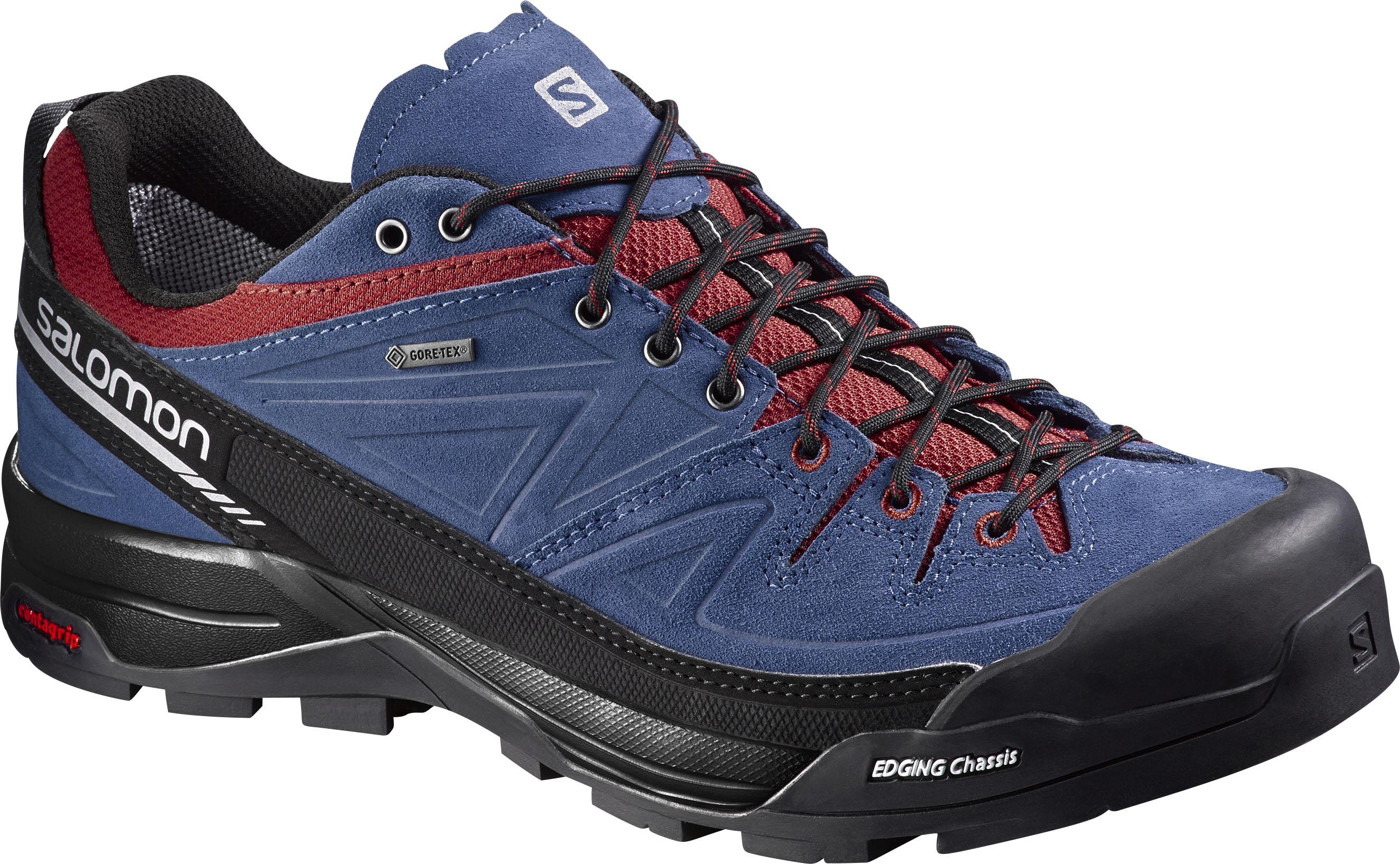Salomon X Alp LTR GTX 379267 modrá 43,3