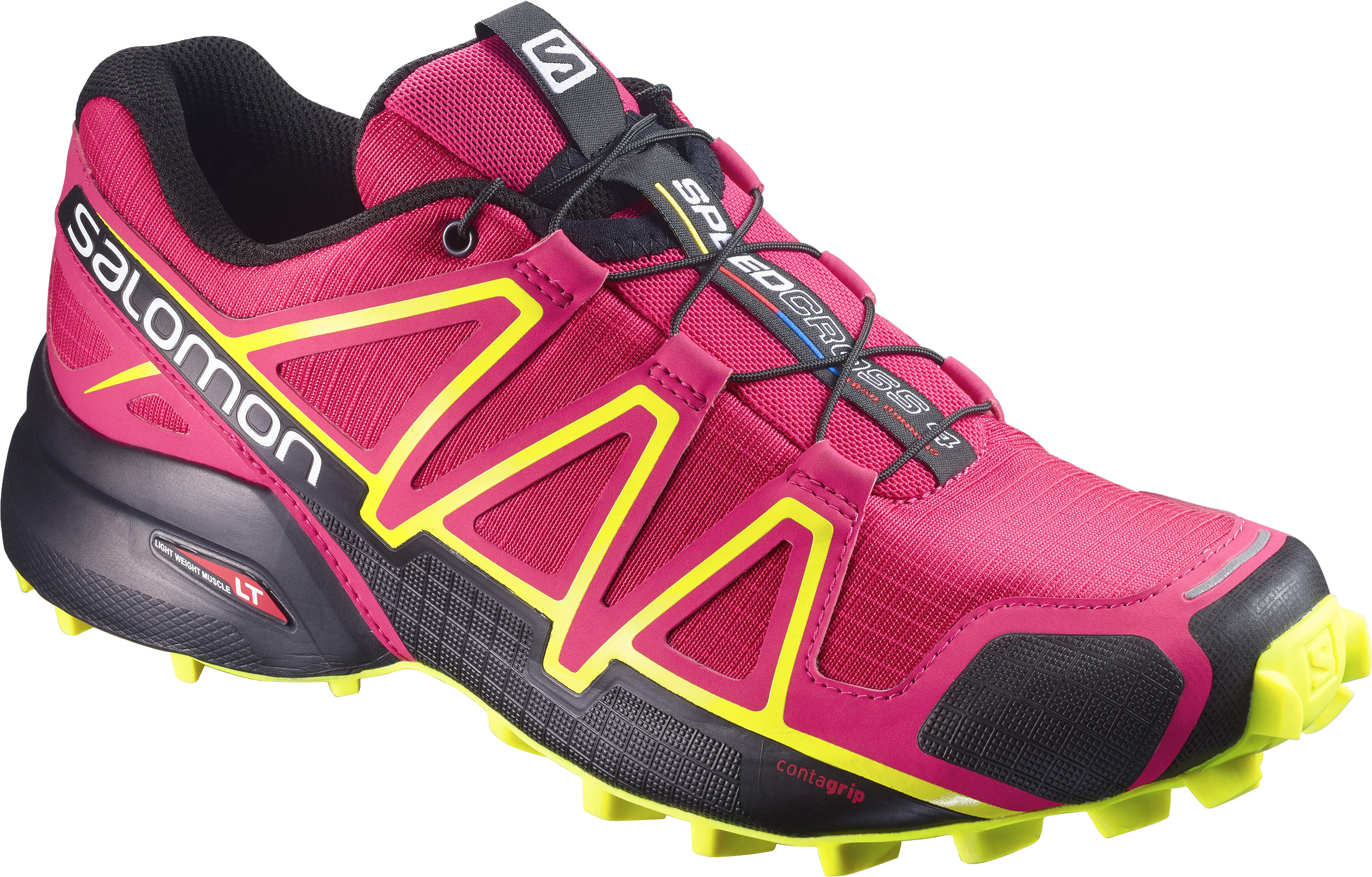 Salomon Speedcross 4 W 398423 růžová 38,6