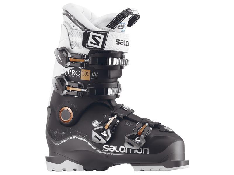 Salomon X PRO 100 Black/Anthracite/White 399477 černá 25