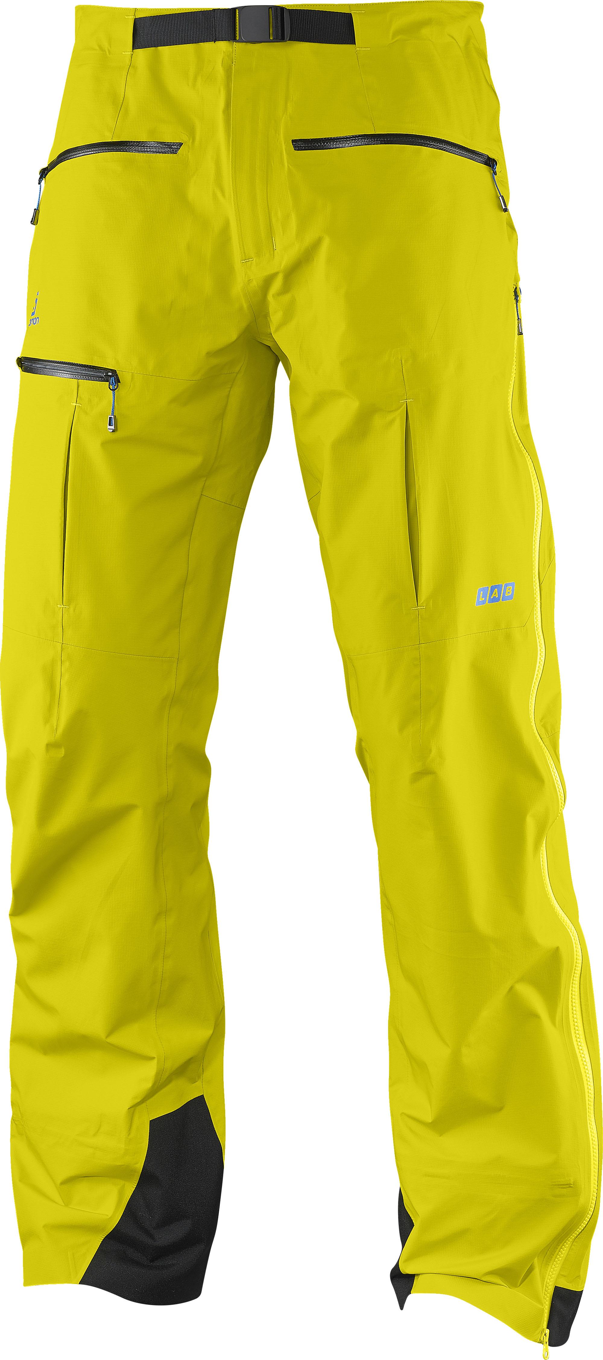 Salomon S-Lab X Alp Pro Pant 374852 žlutá 2XL