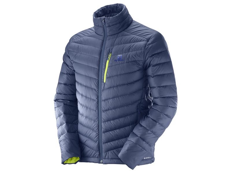 Salomon Halo Down JKT 396991 modrá M