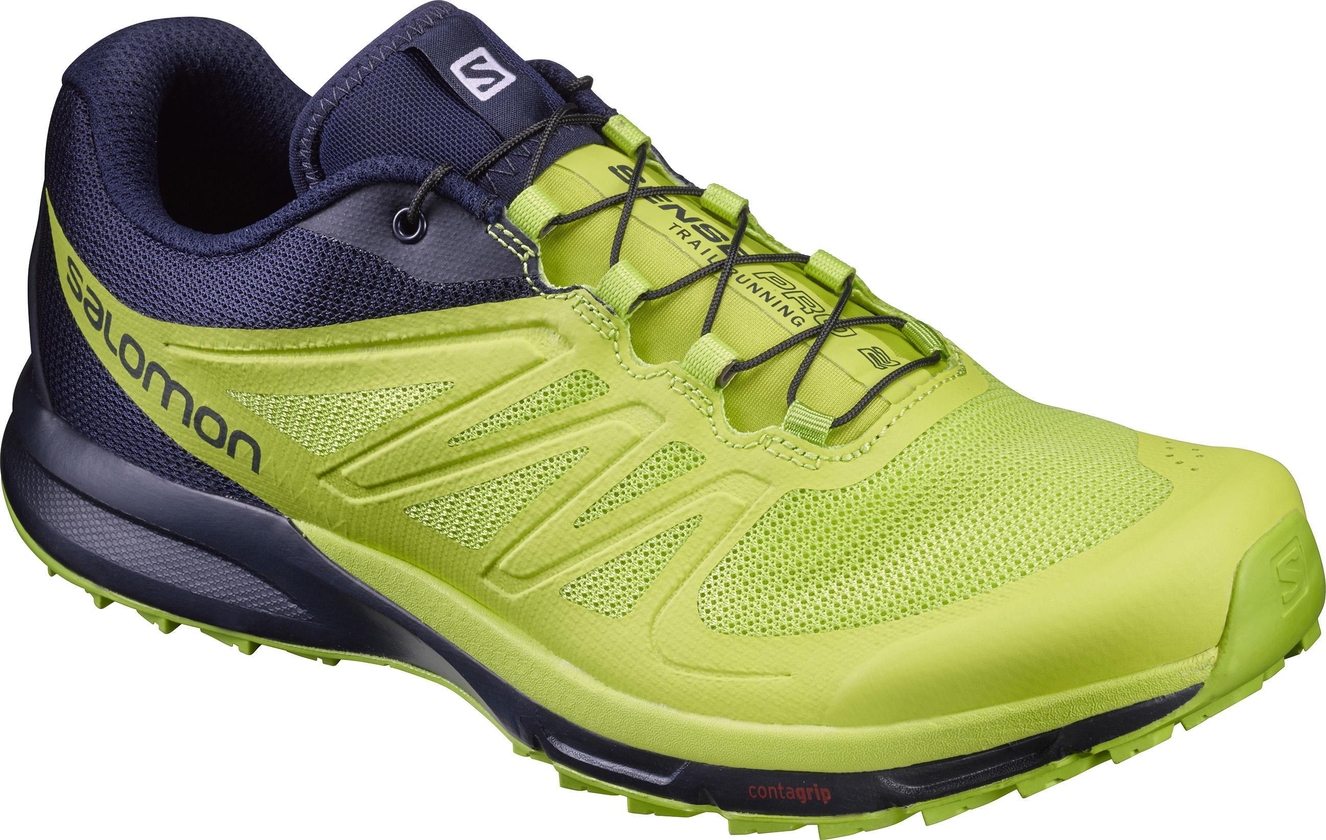Salomon Sense Pro 2 392504 zelená 42