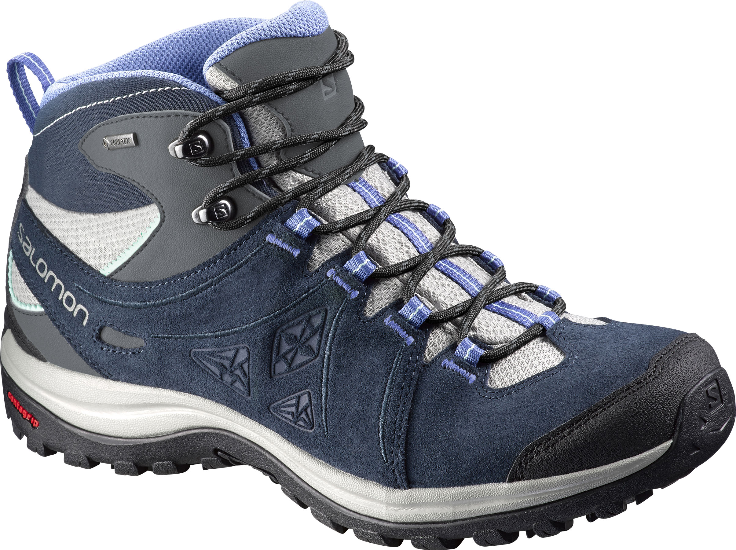 Salomon Ellipse 2 MID LTR GTX W 379179 modrá 36