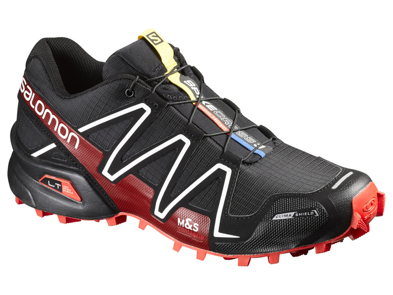 Salomon Spikecross 3 CS 383154 37,3