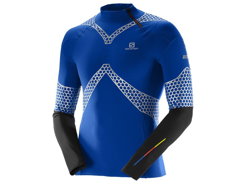 Salomon S-Lab EXO Jersey383033 modrá S