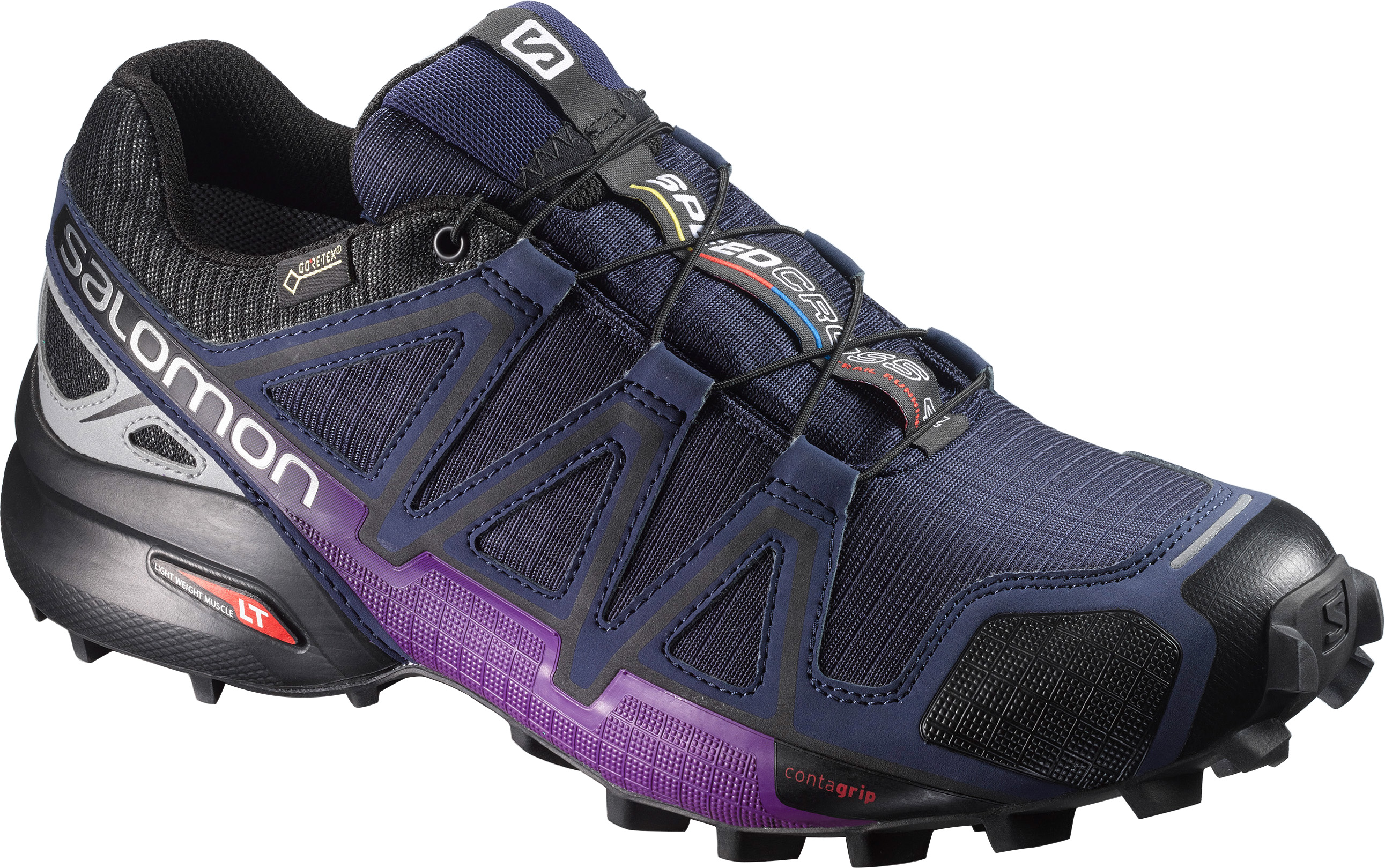 Salomon Speedcross 4 Nocturne GTX W 394457 36,6