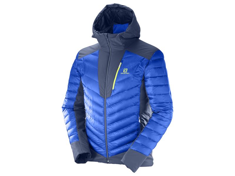 Salomon S-Lab X Alp Down Hoodie 397830 modrá L