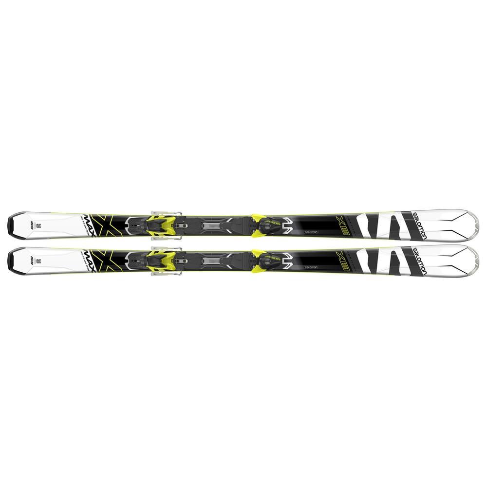 Salomon X-MAX X8 + XT10 C90 17/18 399536 162