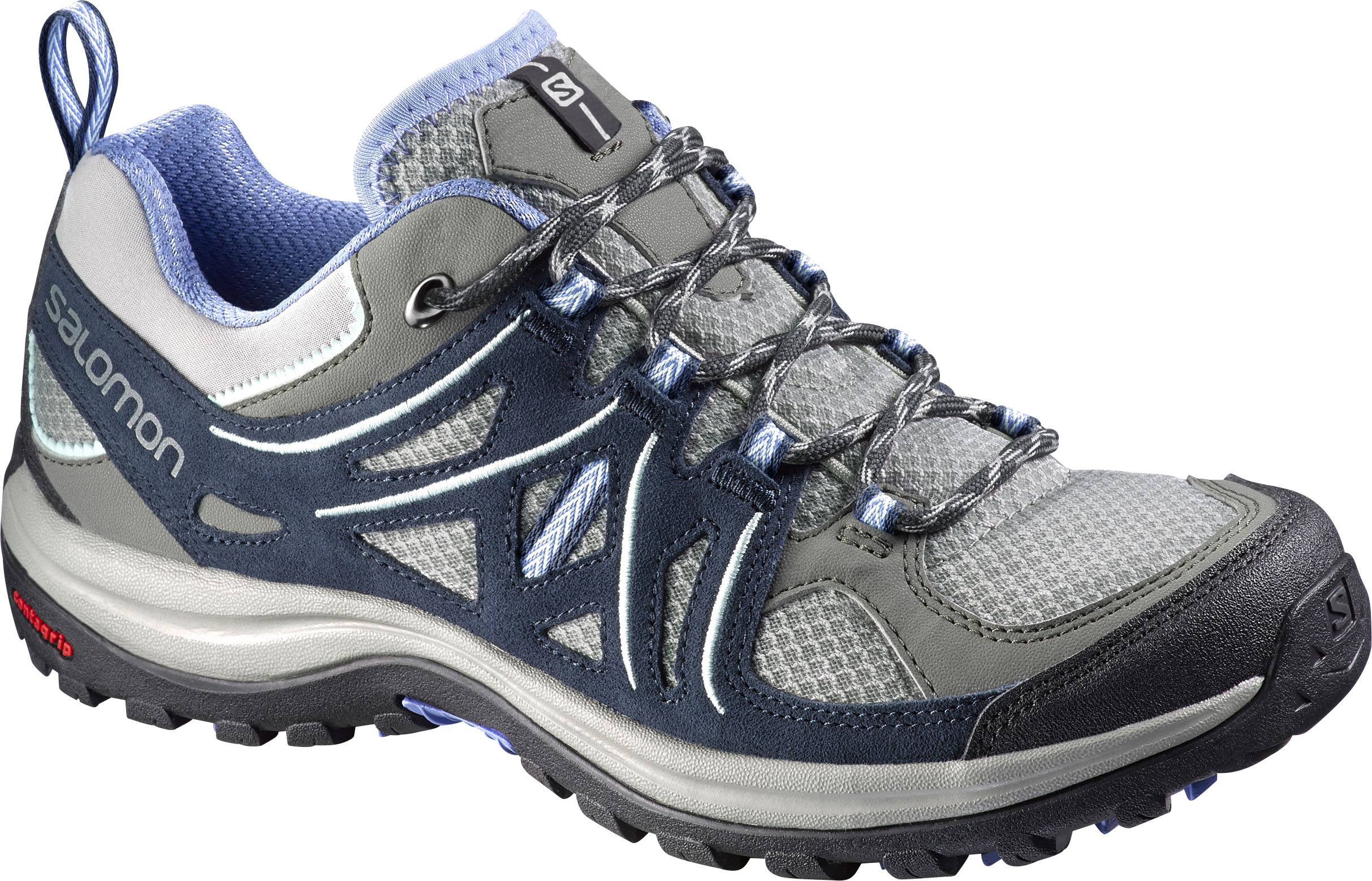 Salomon Ellipse 2 Aero W 379206 šedá 40,6