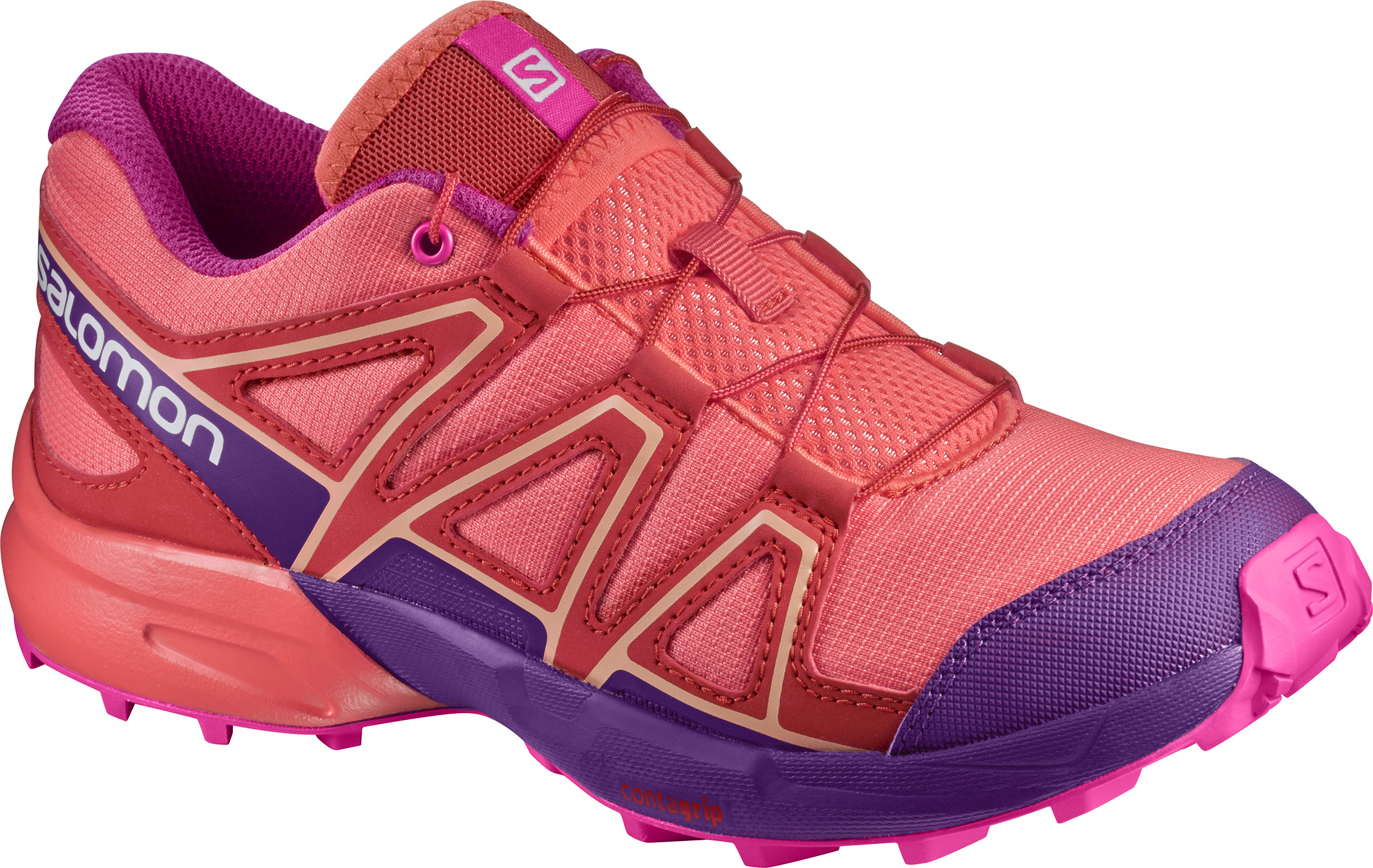 Salomon Speedcross Kid 392412 růžová 27