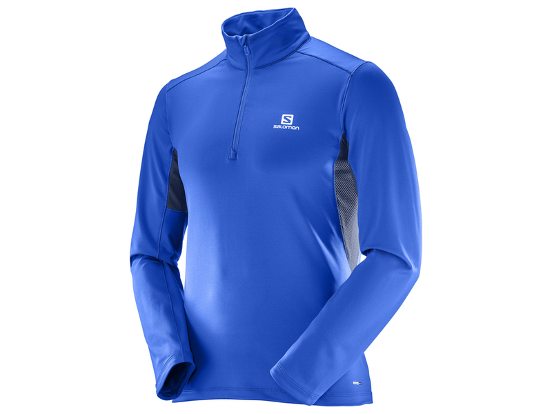 Salomon Agile Warm HZ Mid 397140 modrá L