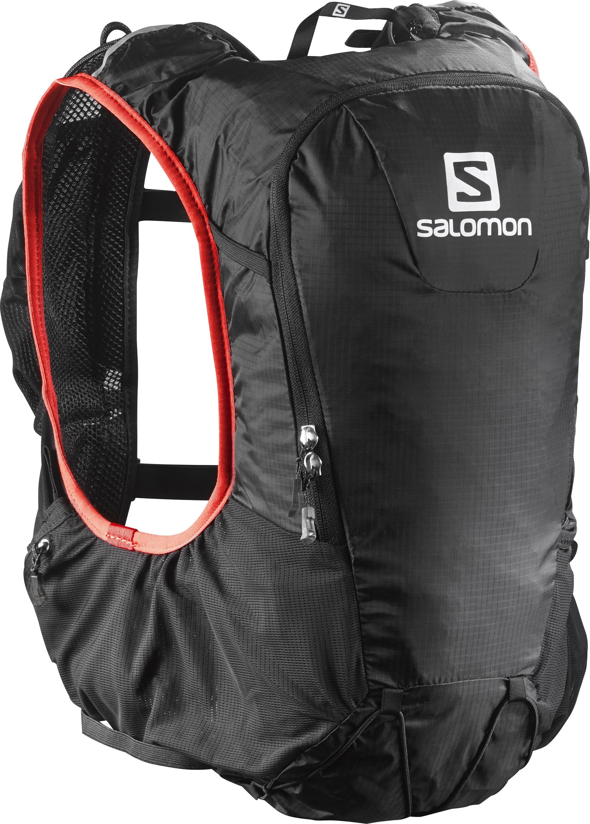 Salomon Skin Pro 10 Set 379968 černá