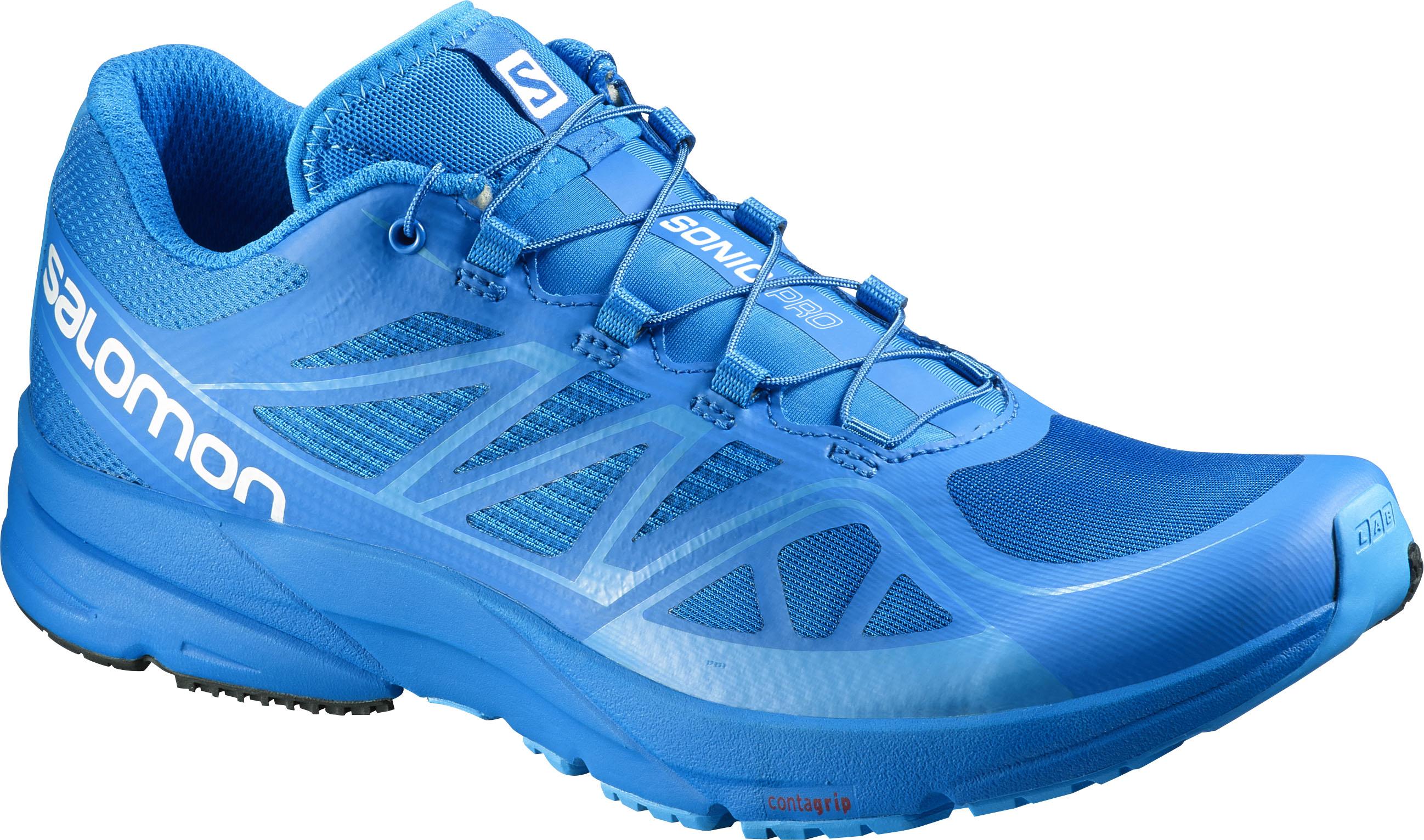 Salomon Sonic Pro 379168 modrá 40,6
