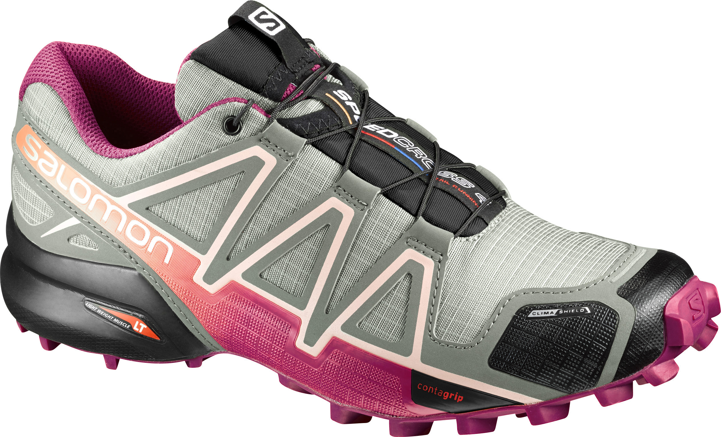 Salomon Speedcross 4 CS 392406 šedá 43,3