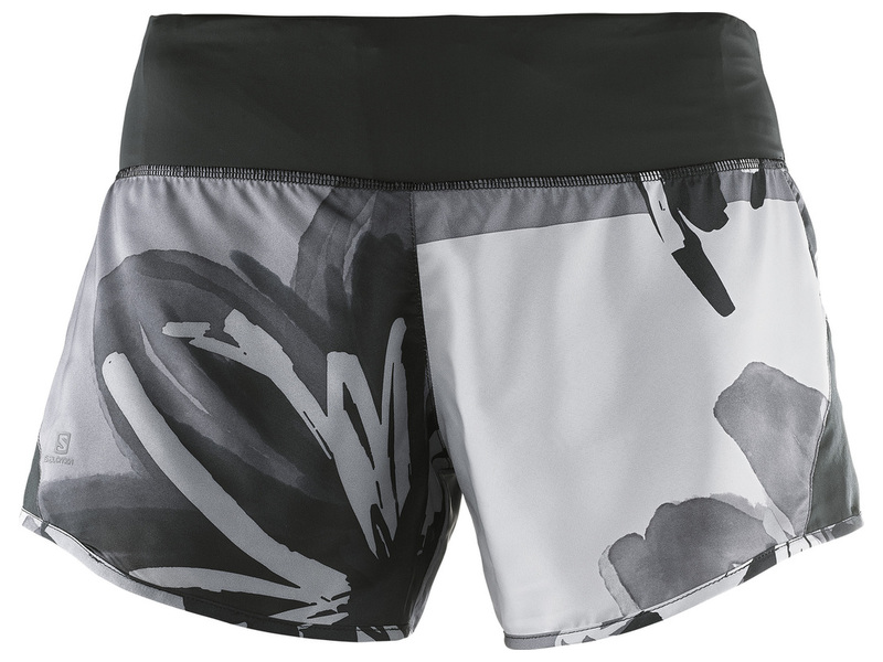Salomon Elevate 2in1 Short W 392824 šedá 2XL