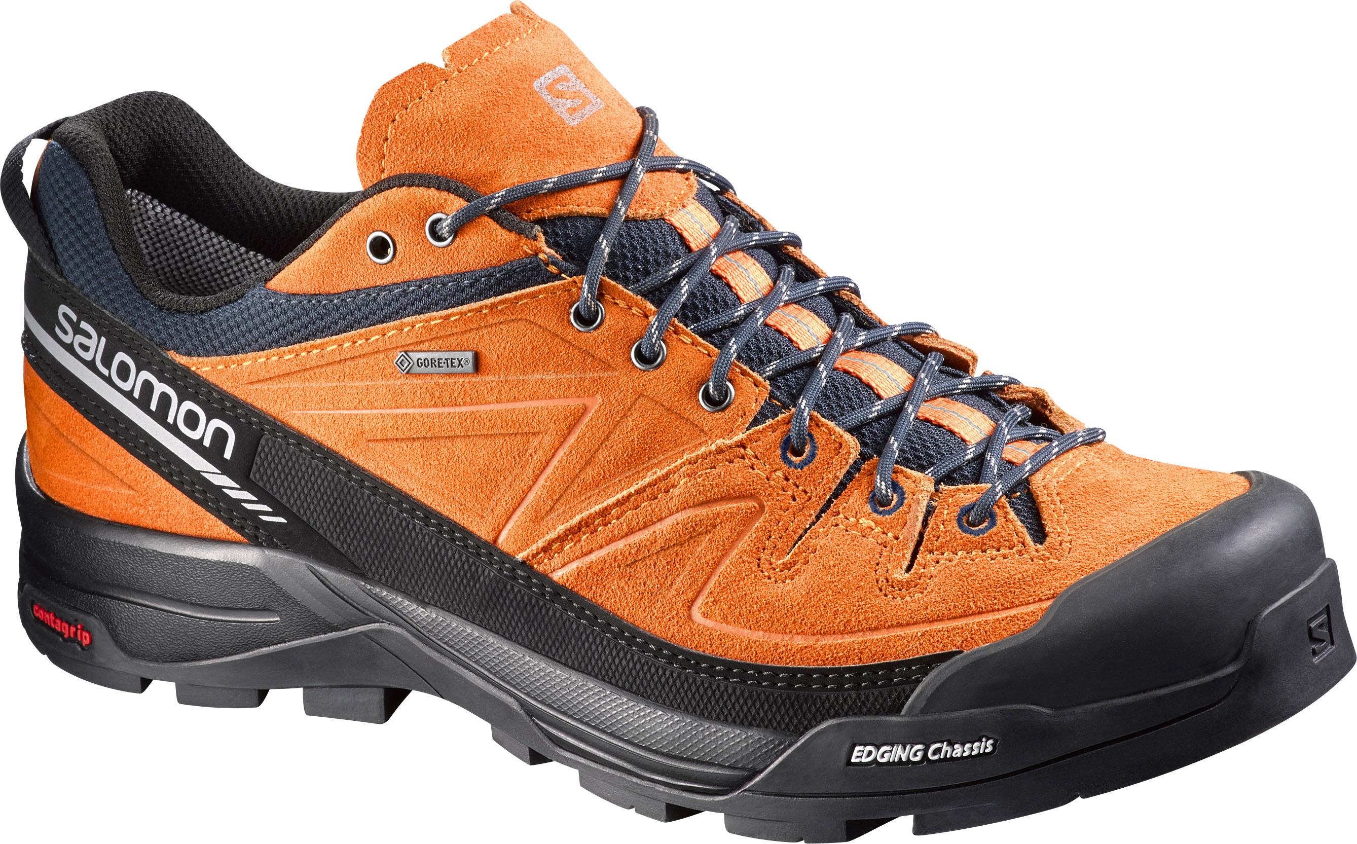 Salomon X Alp LTR GTX 379268 oranžová 41,3