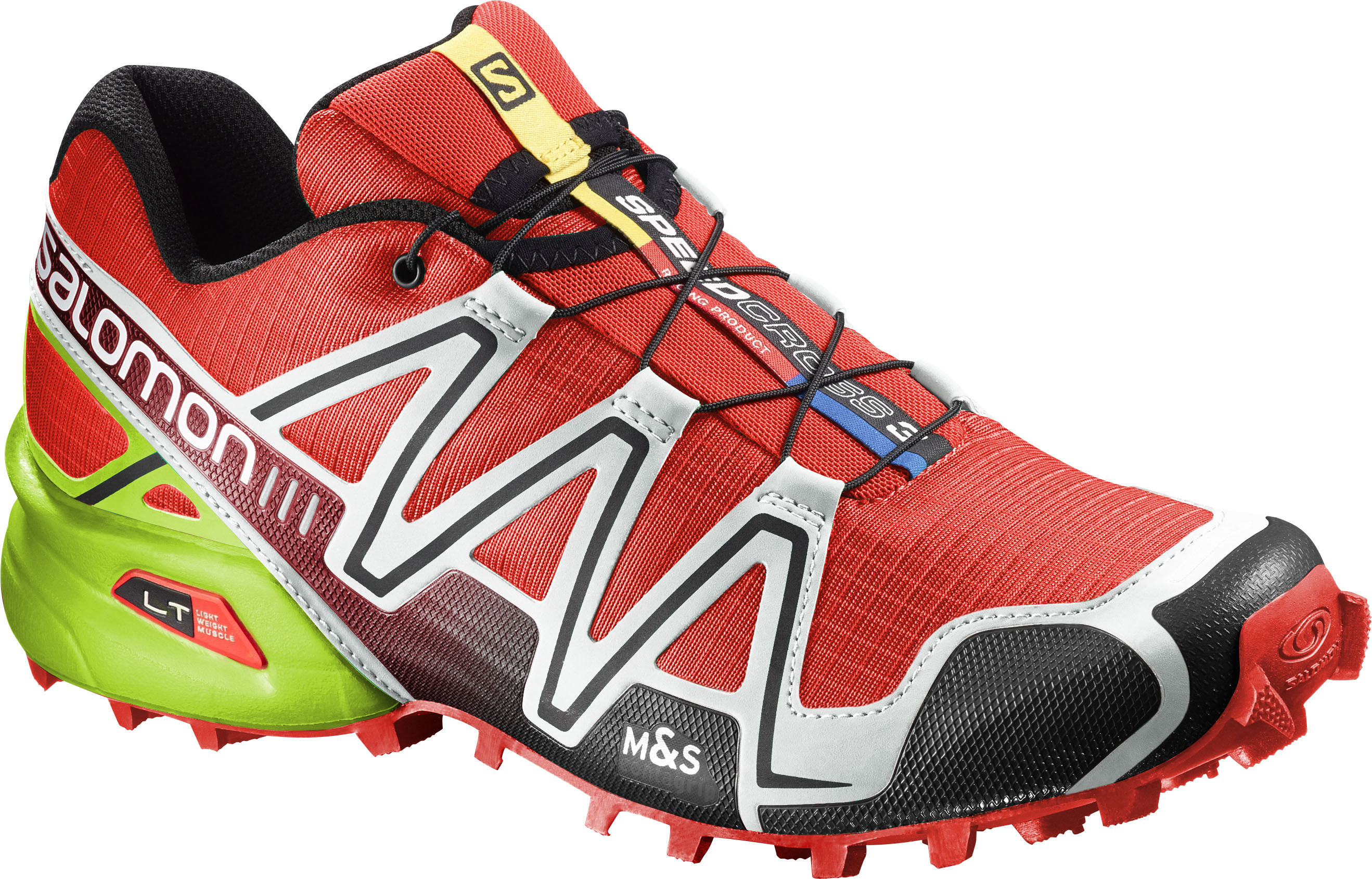 Salomon Speedcross 3 381532 červená 41,3