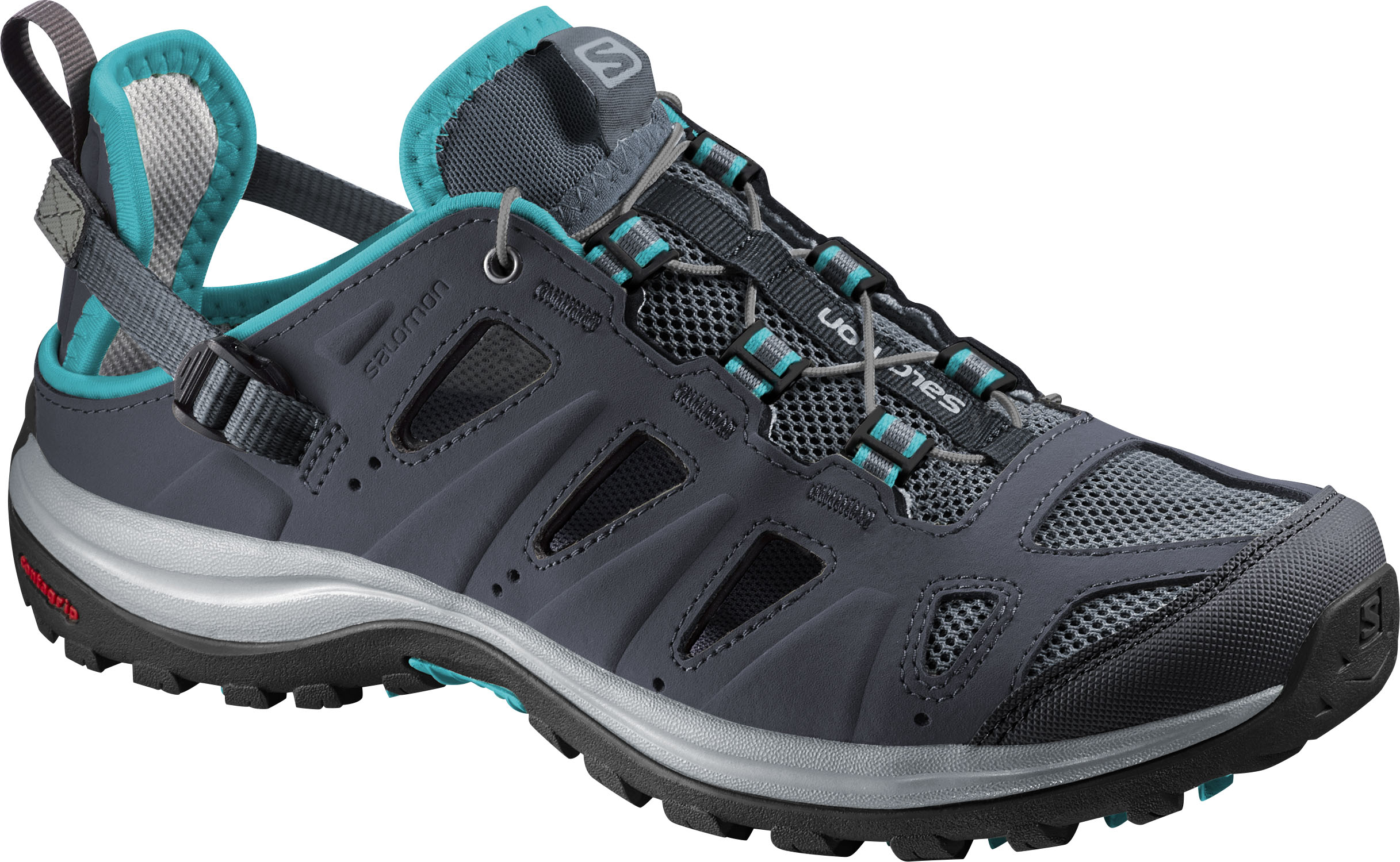 Salomon Ellipse Cabrio W 381593 modrá 41,3