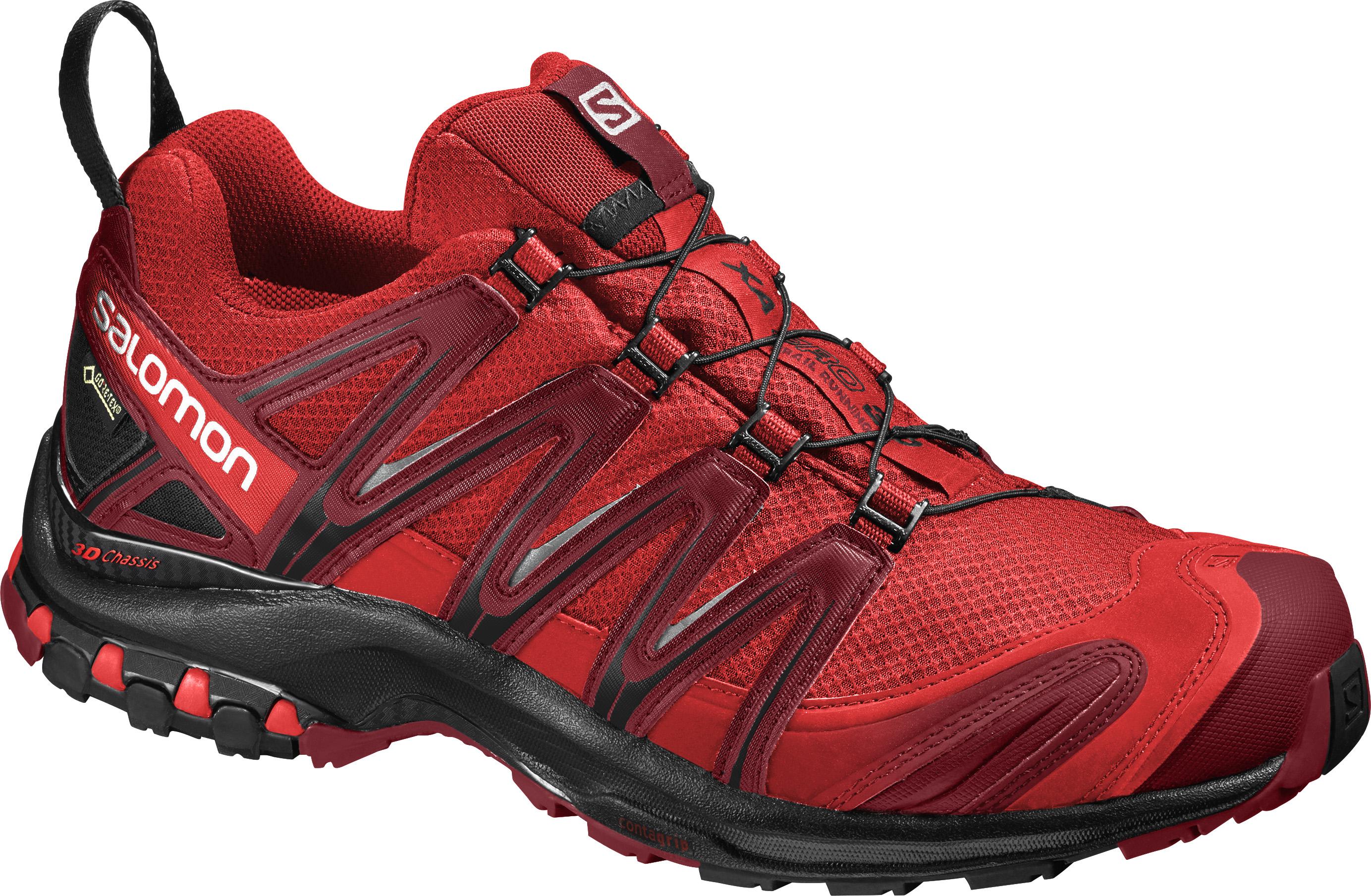 Salomon XA Pro 3D GTX 393319 červená 42,6