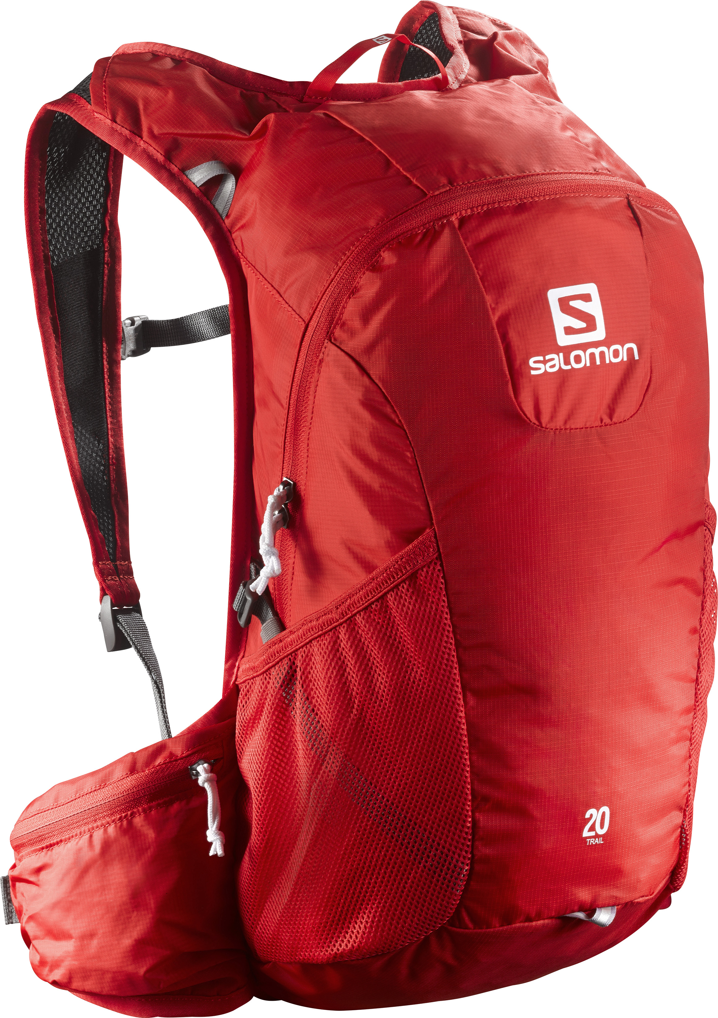Salomon Trail 20 Bright Red 379980 červená