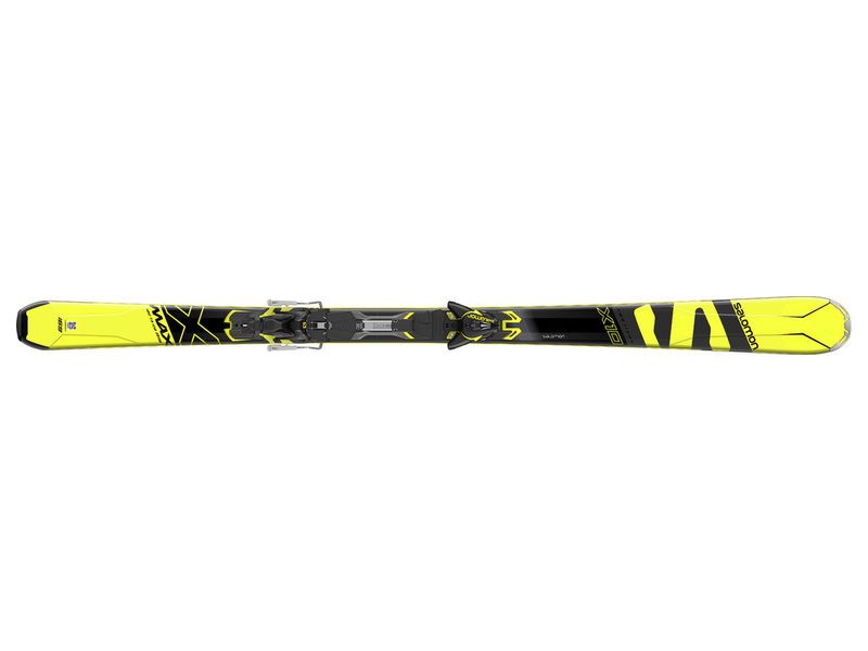 Salomon X-MAX X10 + XT12 C90 17/18 399535 žlutá 13