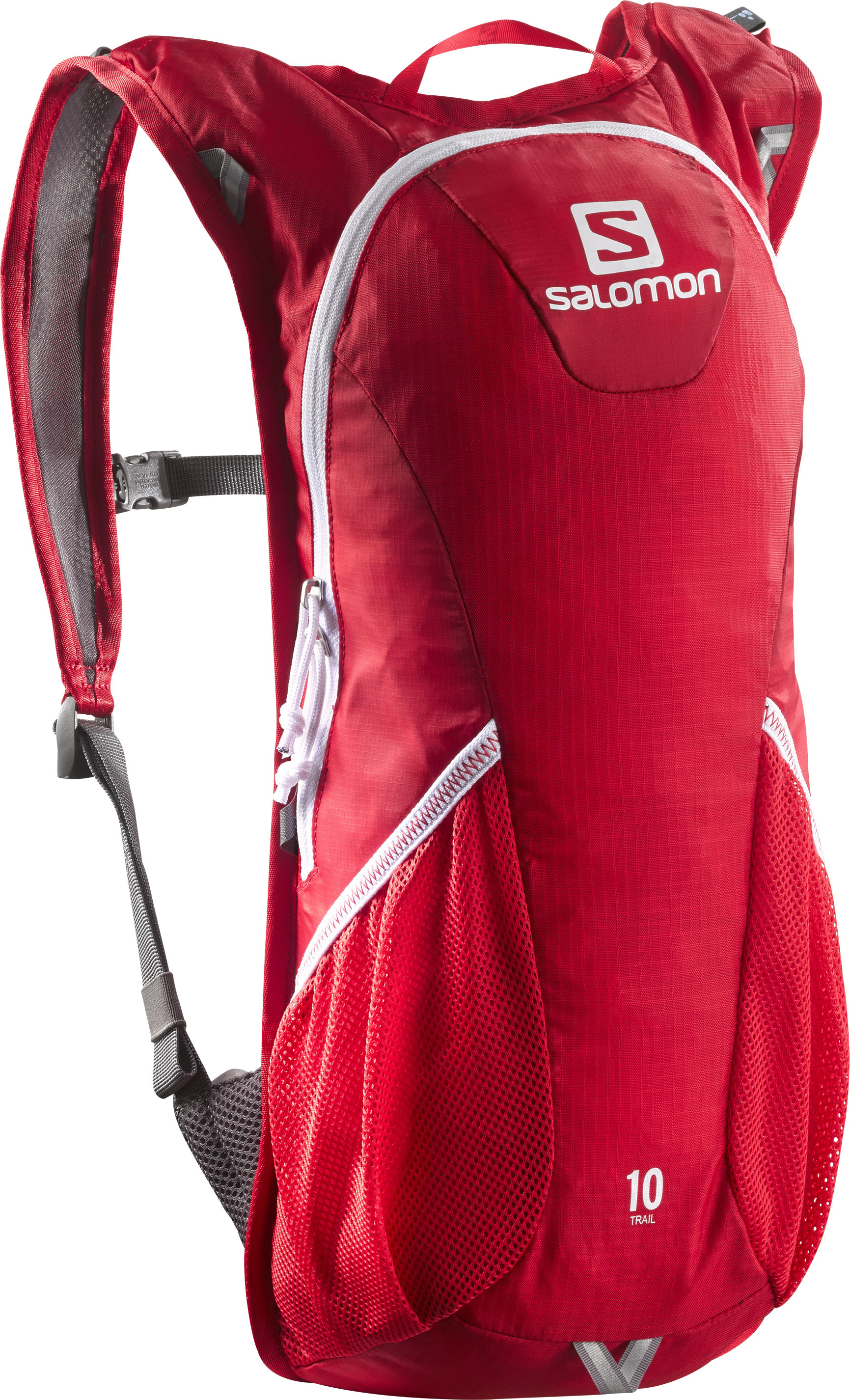 Salomon Trail 10 Bright Red/White 371708