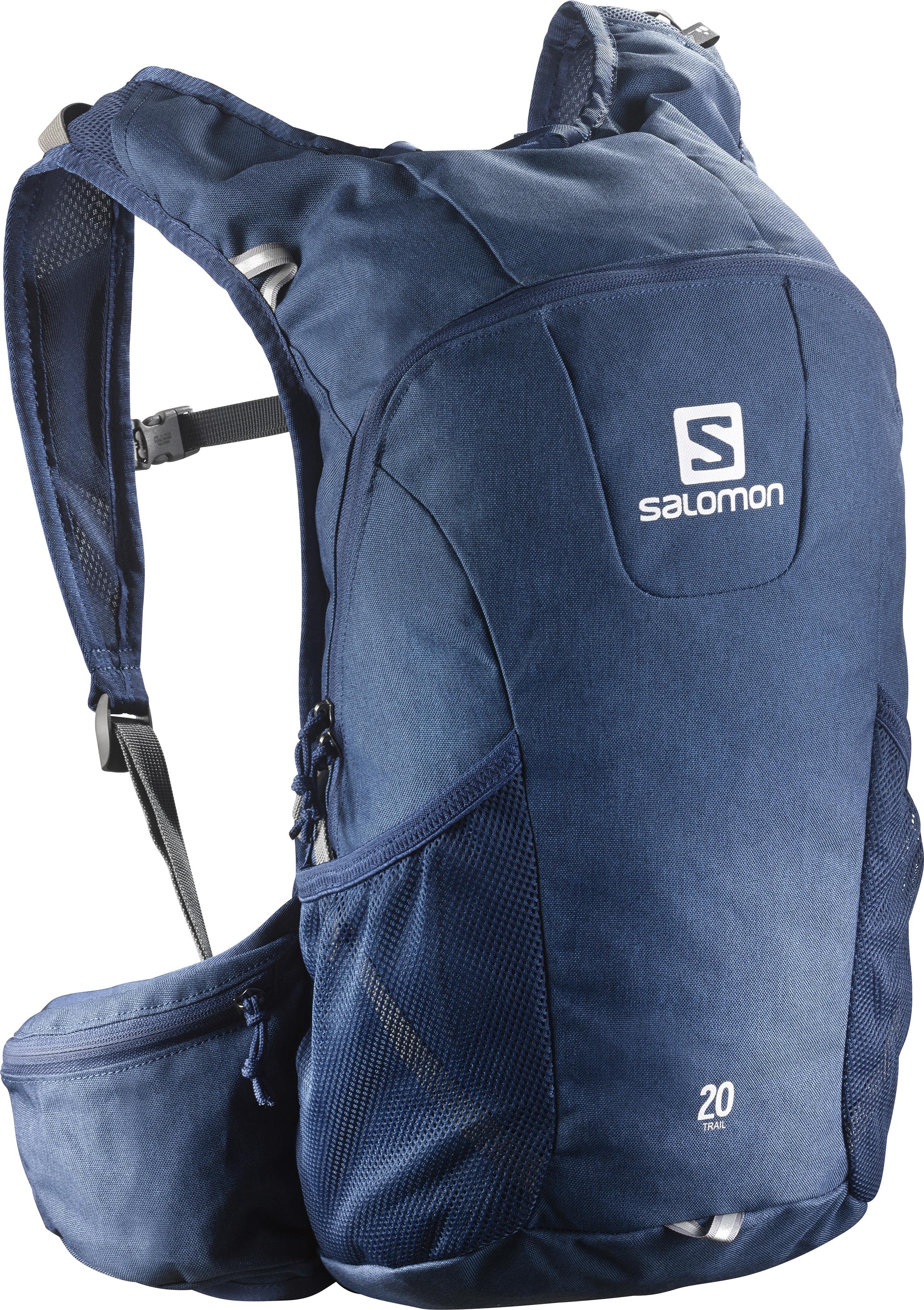 Salomon Trail 20 Midnight Blue 379987 fialová