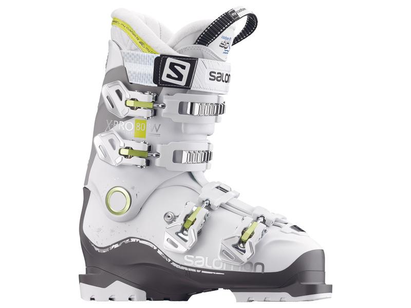 Salomon X PRO 80 White/Anthracite/Light Grey 17/18 391530 bílá 25