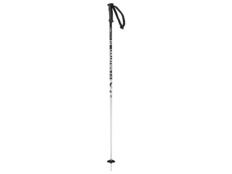 Salomon X North White/Black 17/18 390200 černá 115