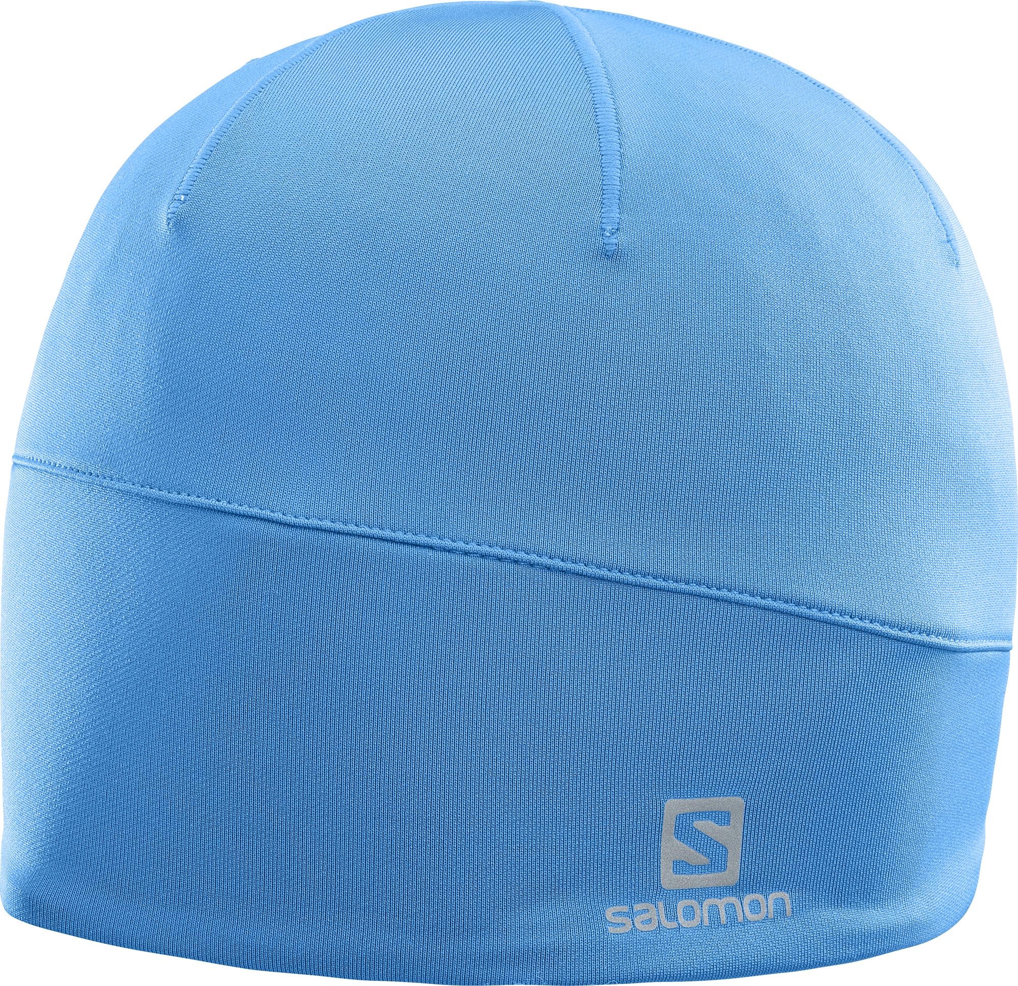 Salomon Active Beanie 394920 tyrkysová