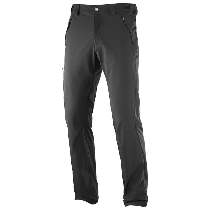 Salomon Wayfarer Pant Black 393125 černá 48R