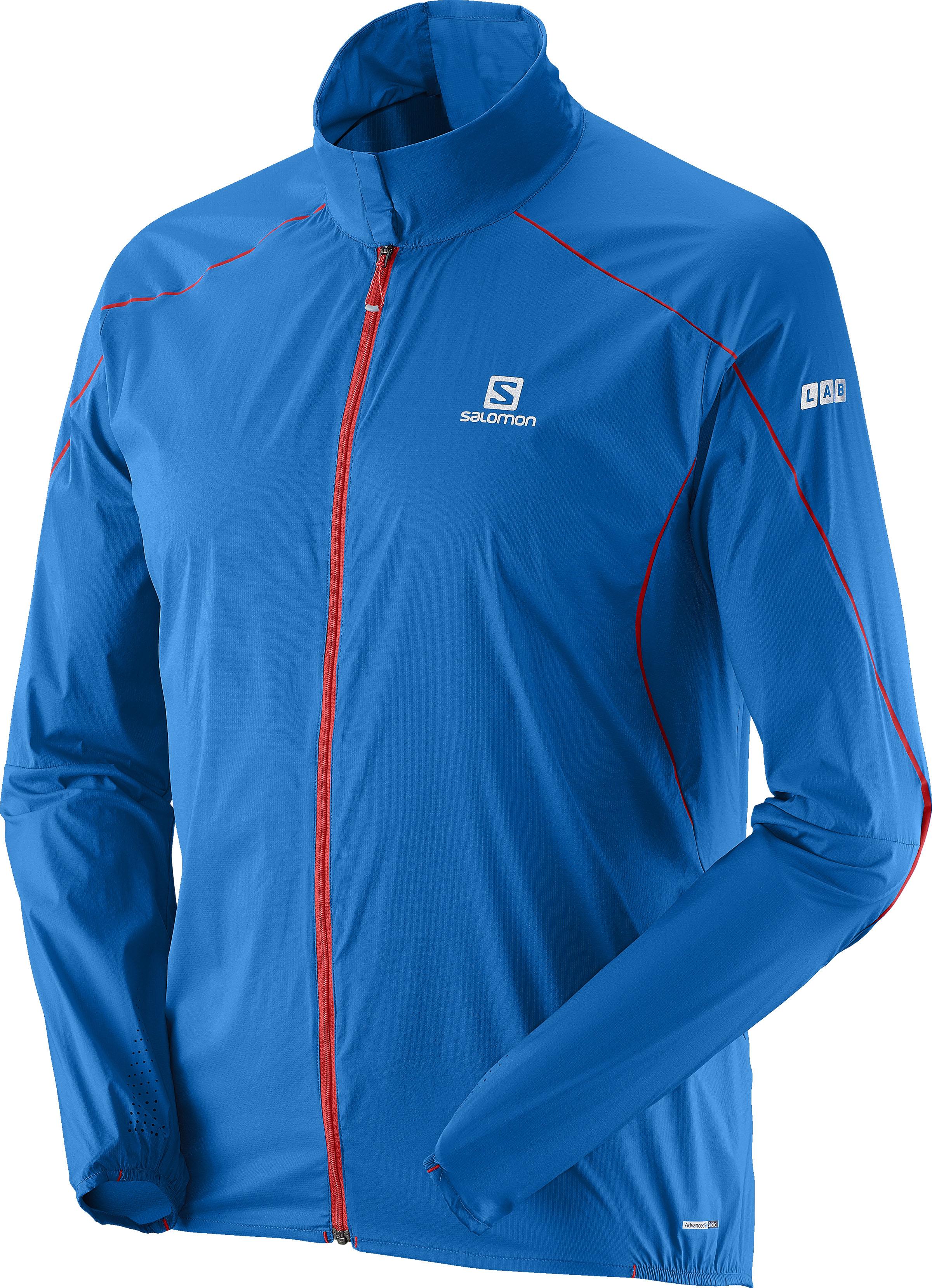 Salomon S-Lab Light Jacket 372150 modrá S