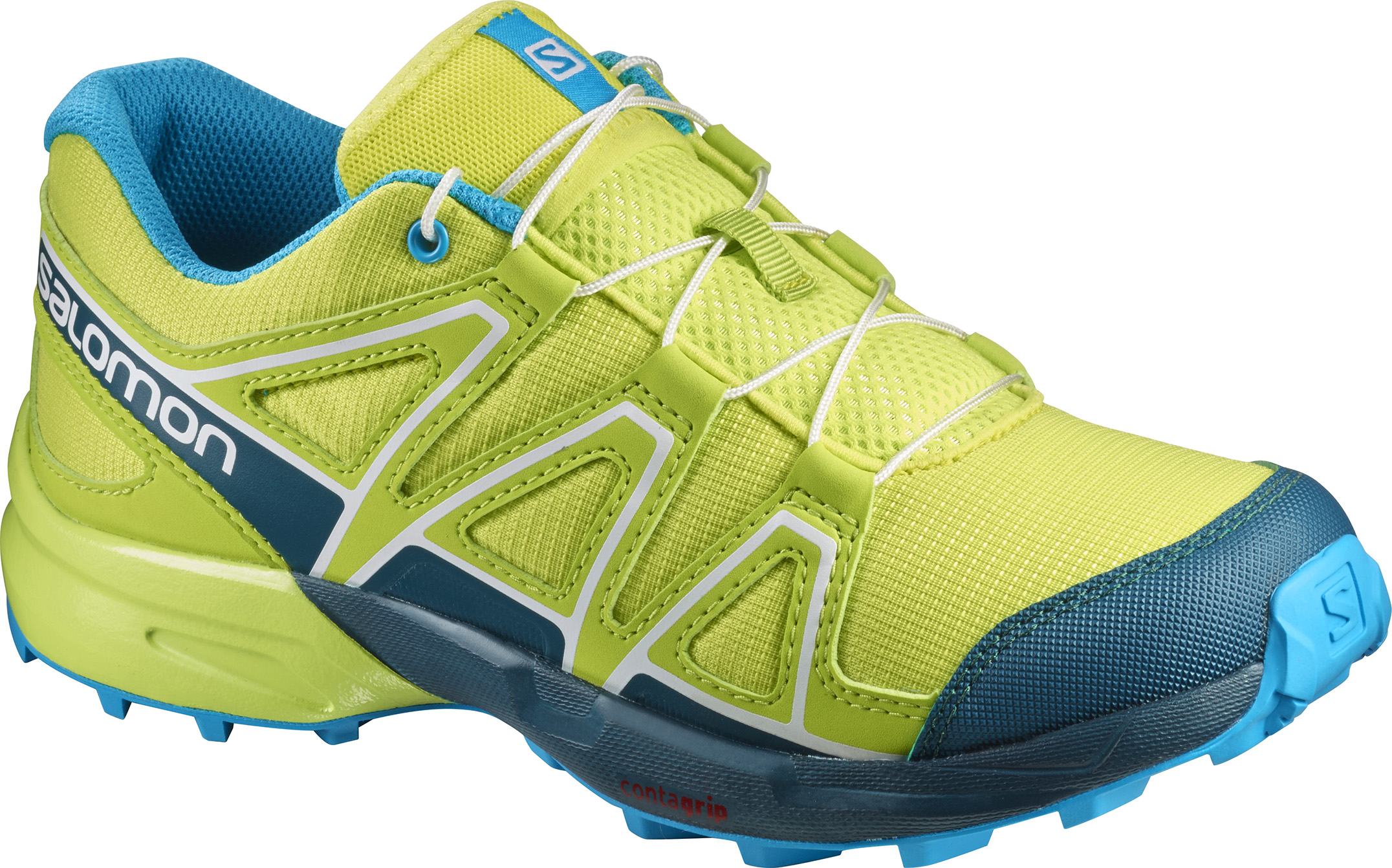 Salomon Speedcross Junior 392386 zelená 31