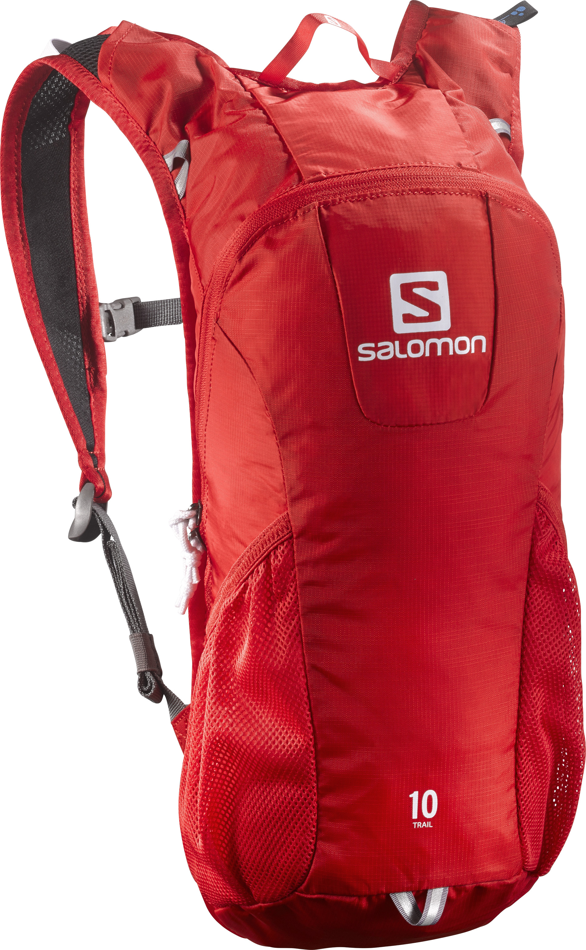 Salomon Trail 10 Bright Red/White 379975 červená