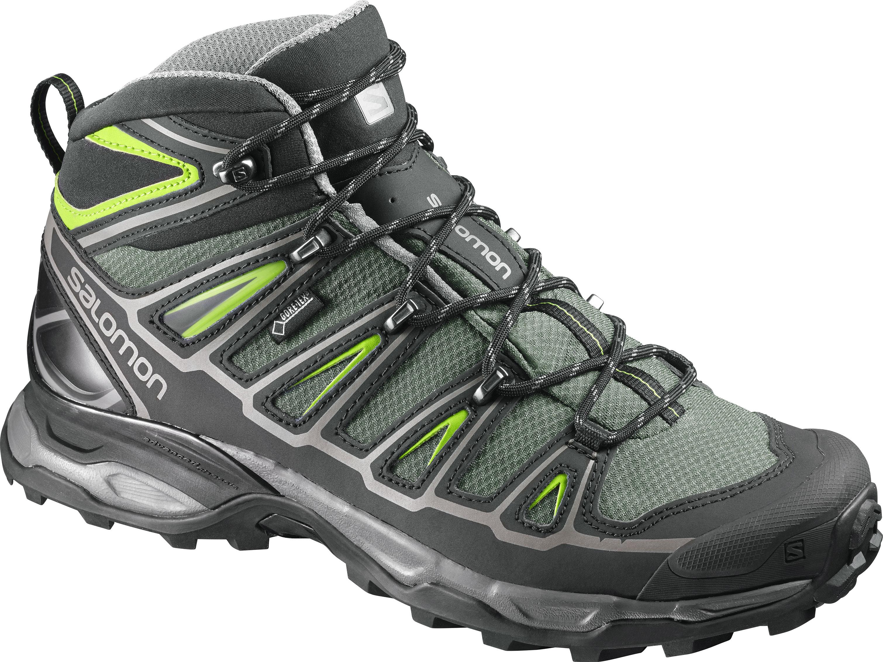 Salomon X Ultra MID 2 GTX 371032 zelená 48