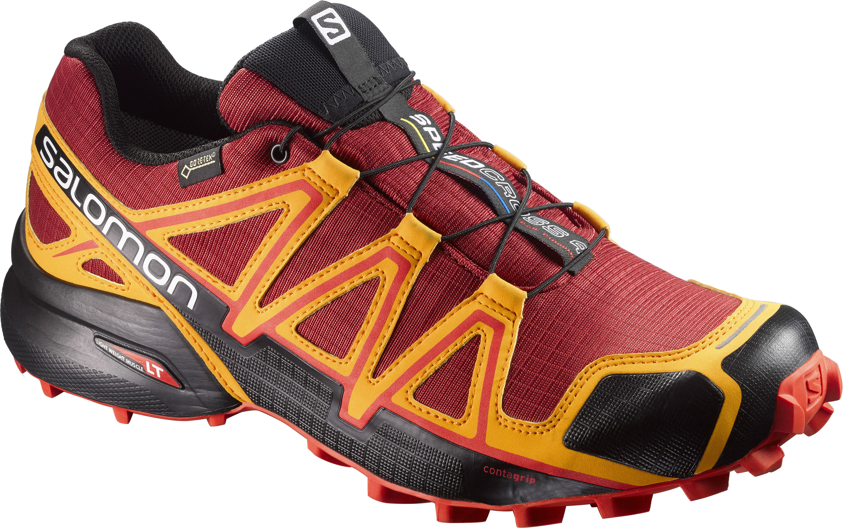 Salomon Speedcross 4 GTX 398456 červená 41,3
