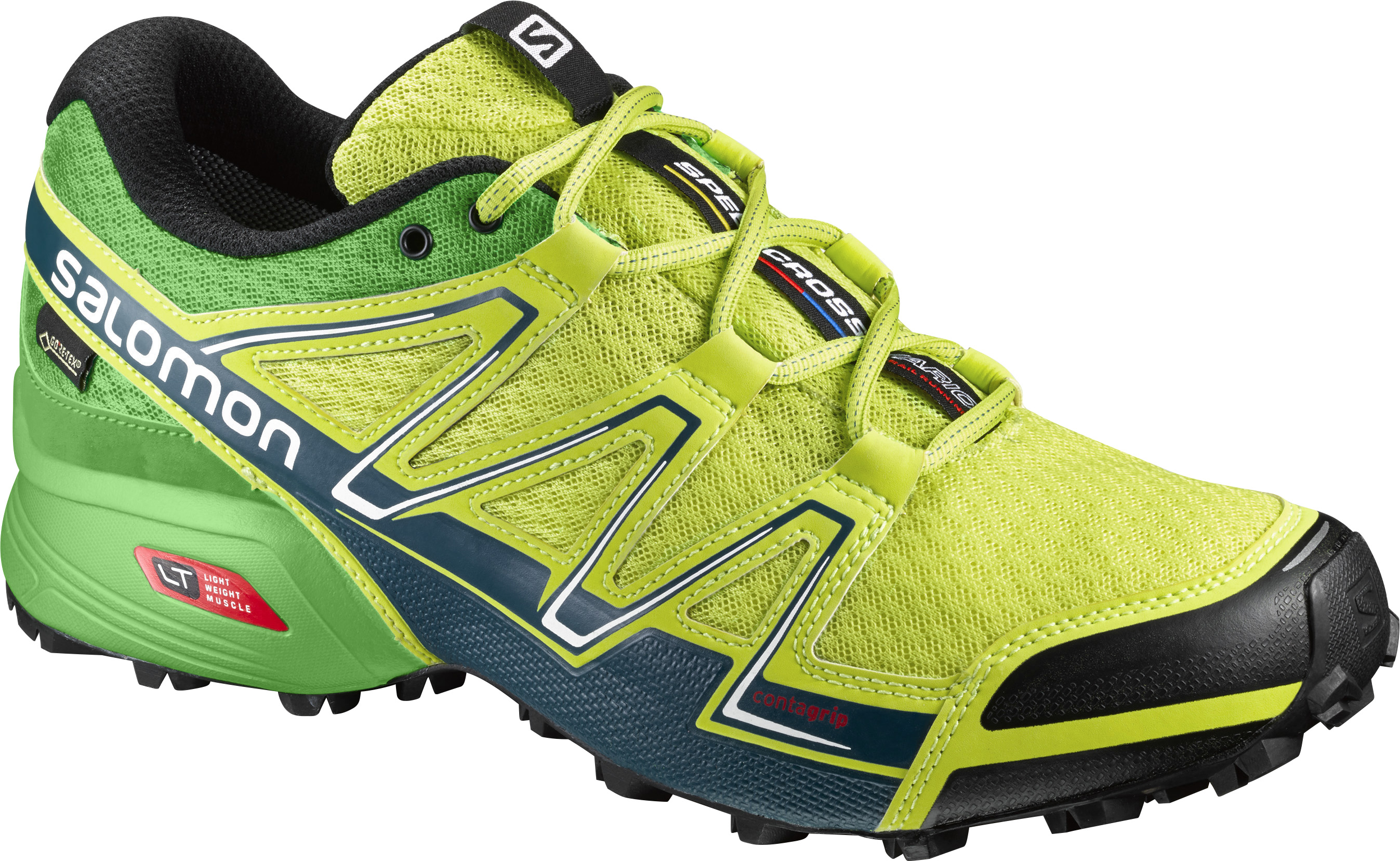 8a5f6465c17 Trailová obuv - Pánská obuv Salomon